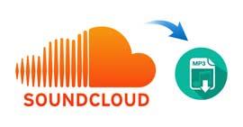 Download SoudCloud-muziek