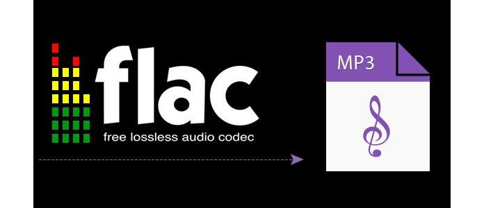 Převod FLAC do MP3 zdarma