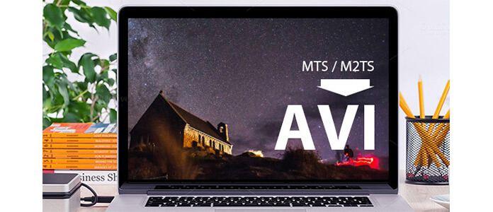 Μετατροπή MTS σε AVI