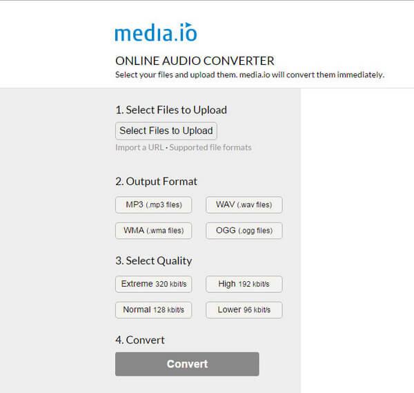 Convert wpl to mp3 online