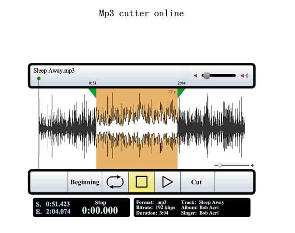 Εφαρμογή Ringtone Maker Online