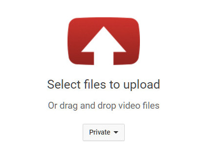 Μεταφορτώστε στο YouTube