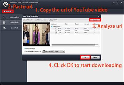 Δωρεάν λήψη μουσικής από το YouTube