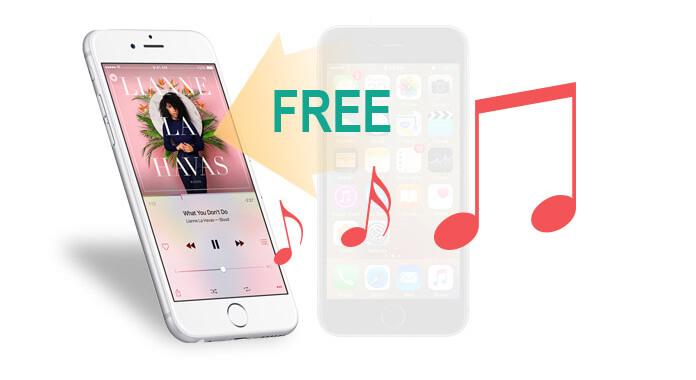 Αποκτήστε δωρεάν μουσική στο iPhone
