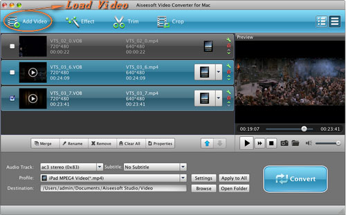 How to Rip DVD, Convert Video, Backup iPod info,Make iPhone  Video