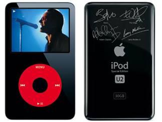 L'iPod U2 di terza generazione