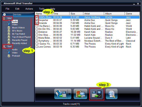 how to sync iphone to car itunes say no we say yes aiseesoft ipod iphone 19124