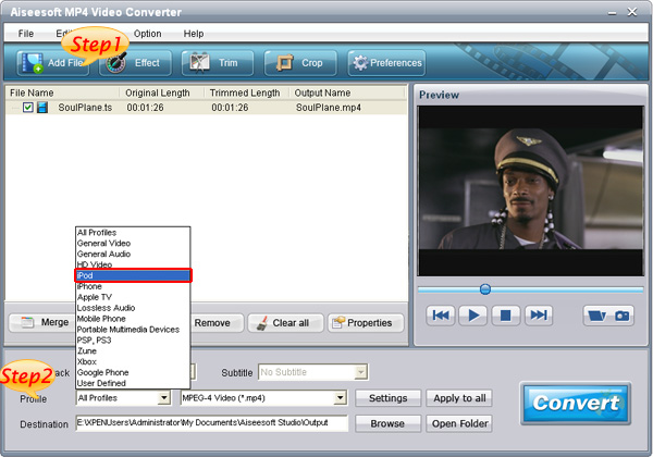 Mac/Windows MP4 Converter Guide: how to convert video to MP4 Mp4-converter