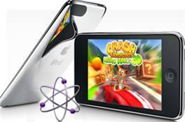 Νέο iPod Touch - παιχνίδι