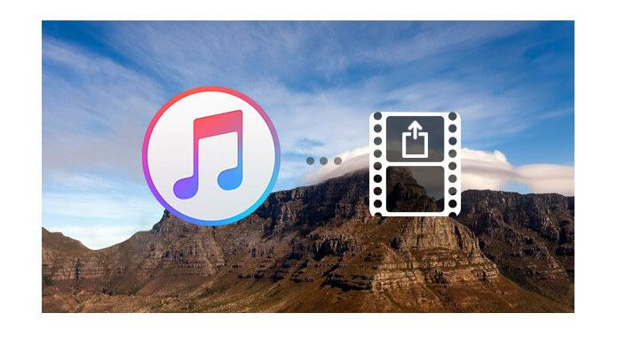 Condividi i video di iTunes