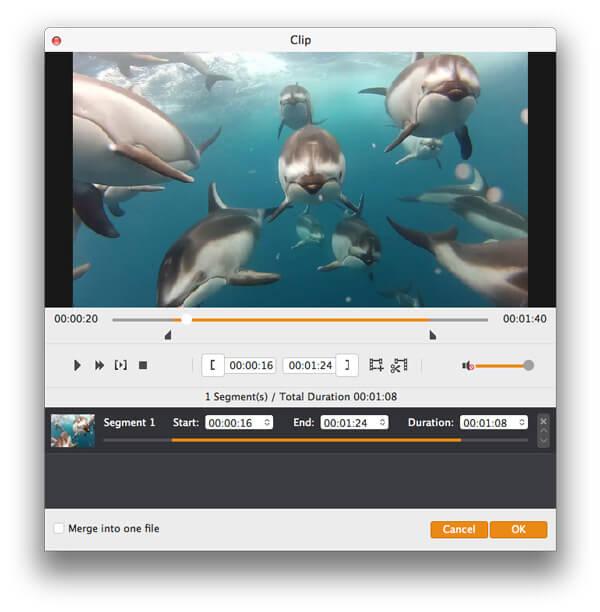 iPhone Video Converter voor Mac