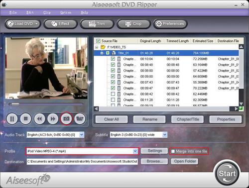 Helpful: Share an easy way to rip DVD to MP4, AVI, MP3, WMV, WMA, FLV, MKV, MPG, RM, 3GP, etc Videoformats