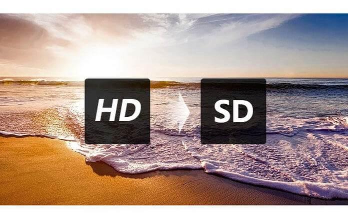 HD σε SD