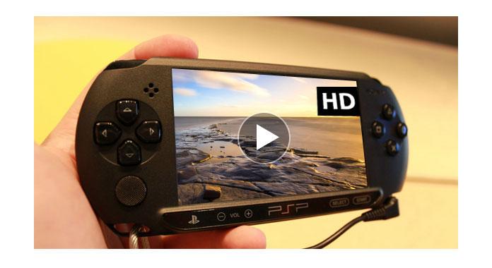 Converti video HD in PSP