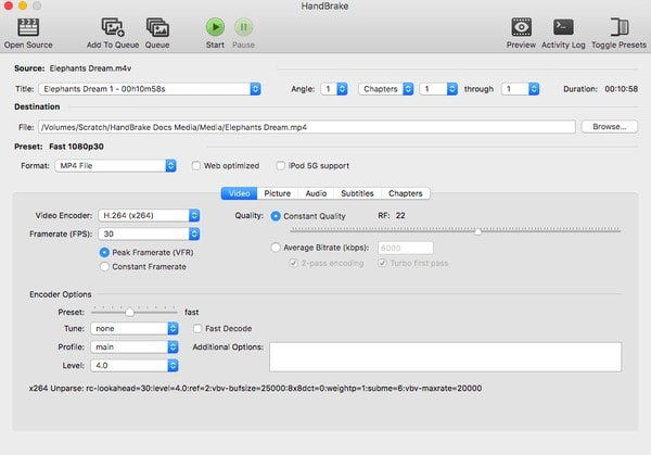 convert avchd to mp4 mac free