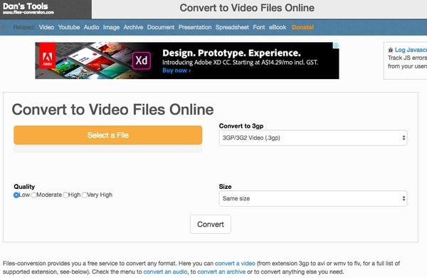 5 Free Ways to Convert YouTube Video to 3GP Online or Offline