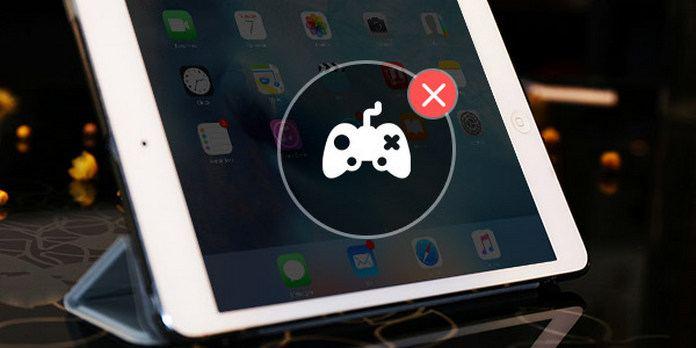 Πώς να διαγράψετε παιχνίδια στο iPad