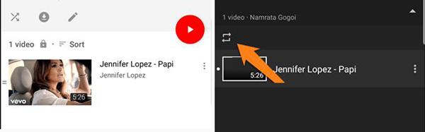 Riproduci un video su Android