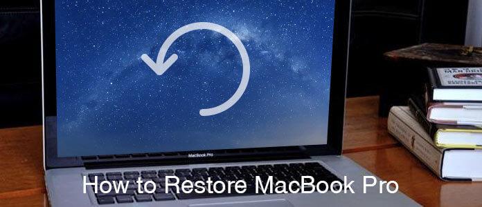 Hoe MacBook Pro te herstellen