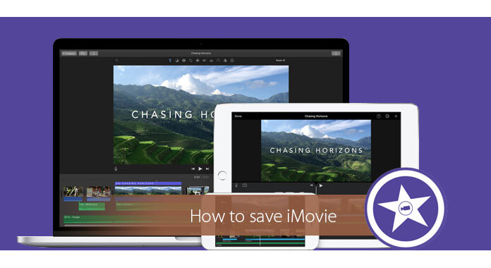 How to Save iMovie