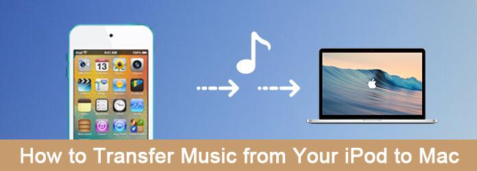 Μεταφορά μουσικής από iPod σε Mac
