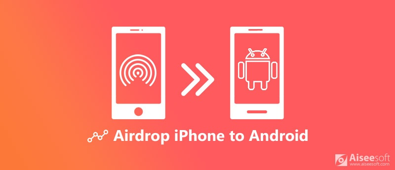 Airdrop iPhone na Androida
