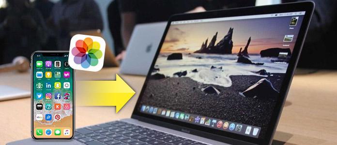 Δημιουργία εφεδρικών φωτογραφιών iPhone σε Mac