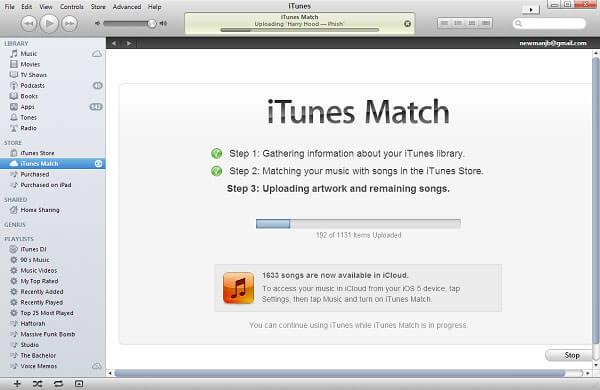 Το iTunes Match