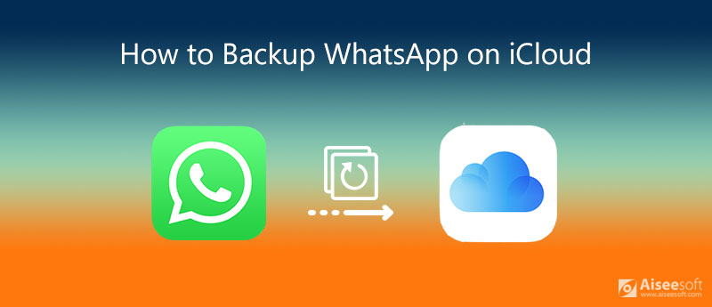Jak zálohovat WhatsApp na iCloud