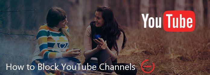Αποκλεισμός καναλιών YouTube