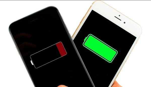 Carica completamente l'iPhone