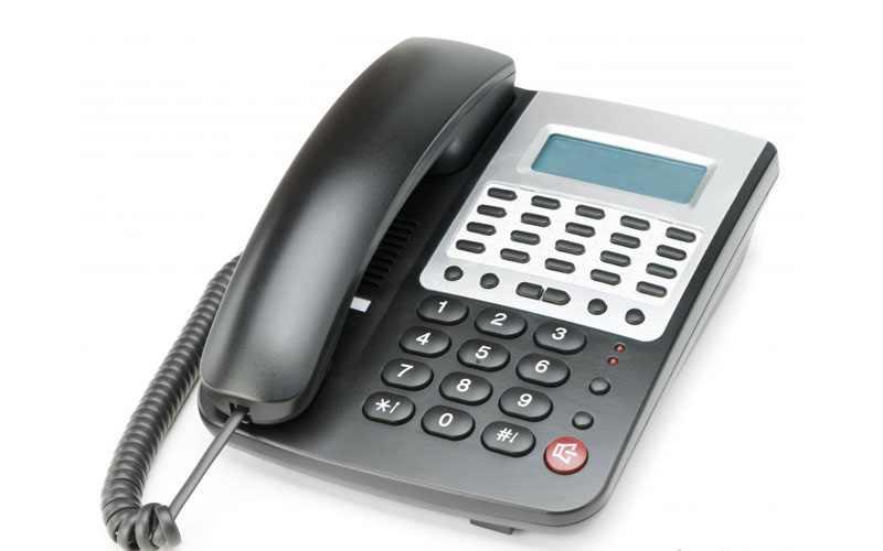 Chiama un telefono fisso