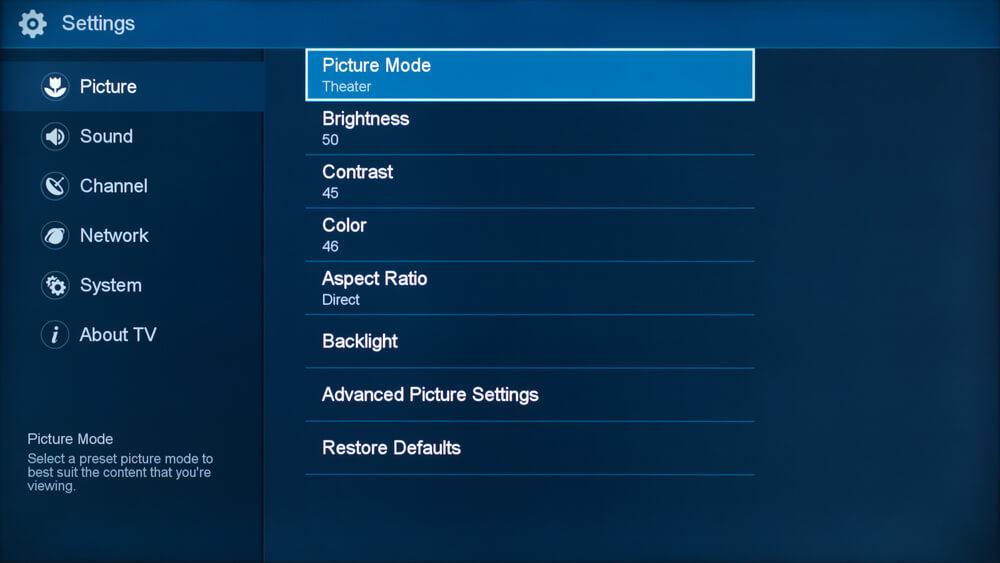 Rapporto di aspetto dello schermo