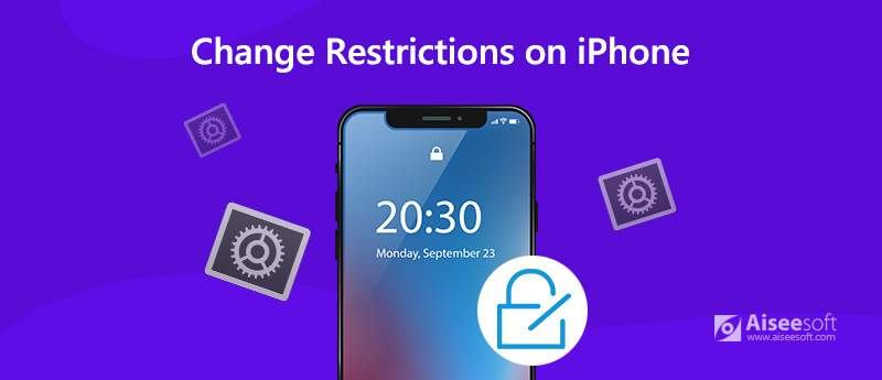 Change Restrictions on iPhone