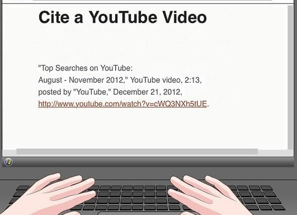 Επικολλήστε τη διεύθυνση URL του βίντεο