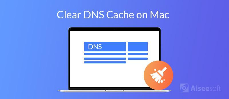 Εκκαθάριση προσωρινής μνήμης DNS σε Mac