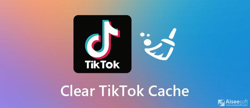 Εκκαθάριση προσωρινής μνήμης TikTok