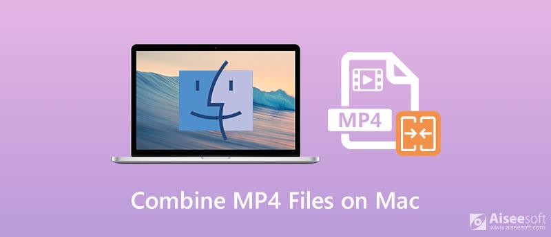 Combina file MP4 su Mac
