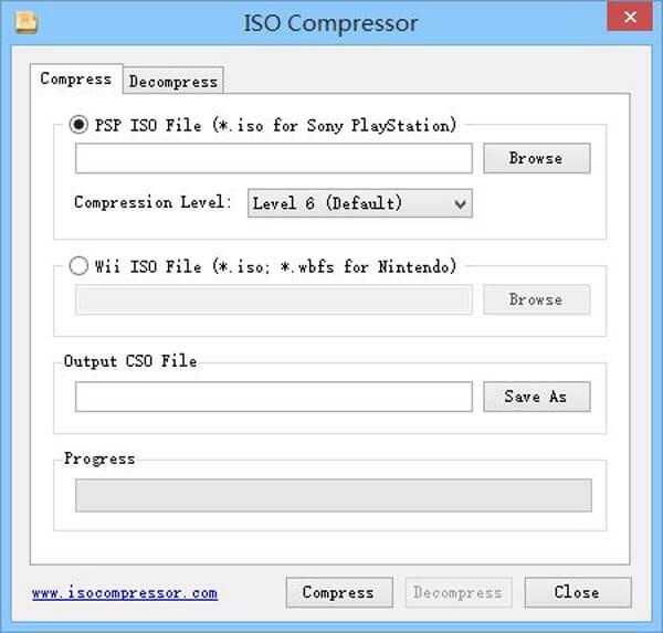 Συμπιεστής ISO