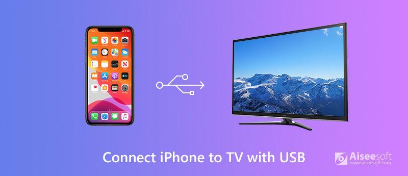 Συνδέστε το iPhone στην τηλεόραση