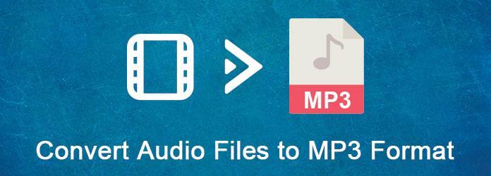 Konwertuj pliki audio do formatu MP3