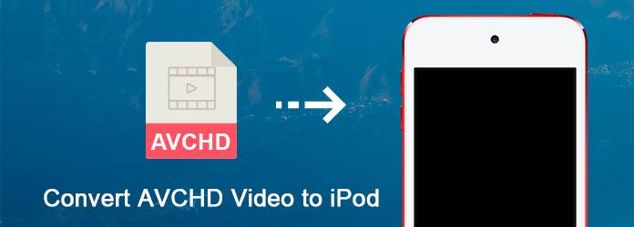 Converti video AVCHD su iPod