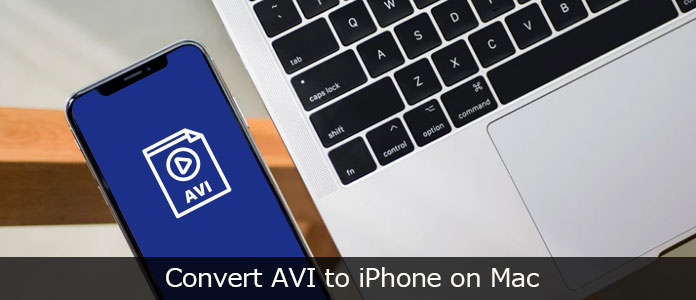 Converti AVI in iPhone su Mac