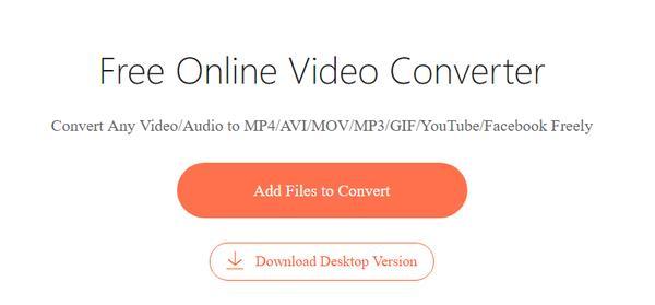 Apeaksoft Δωρεάν Online Μετατροπέας Βίντεο