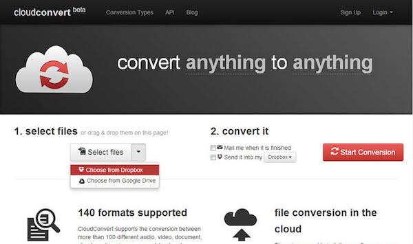 Cloud Convert