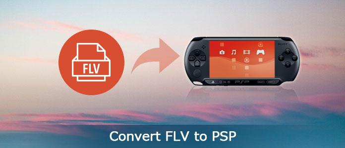 Converti FLV in PSP