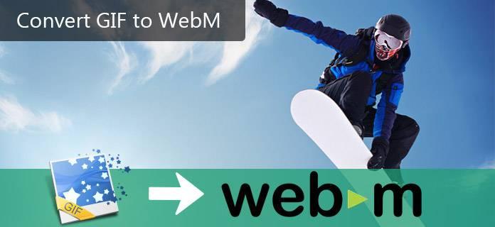 GIF converteren naar WebM