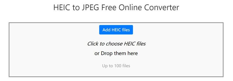 HEIC Online
