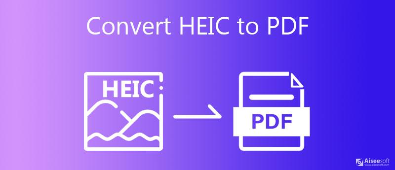 Μετατροπή HEIC Εικόνες σε PDF