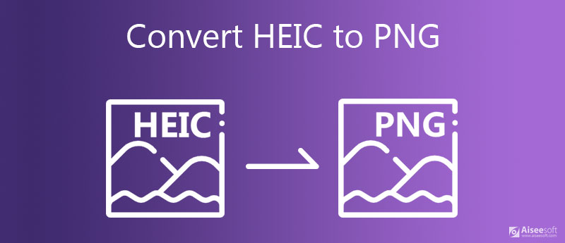 Converti HEIC in PNG